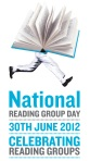 National Reading Group Day 2012 logo
