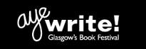 Aye Write! logo
