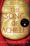 The Song of Achilles book jacket